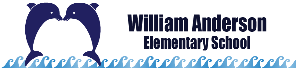 William Anderson Elementary  Logo